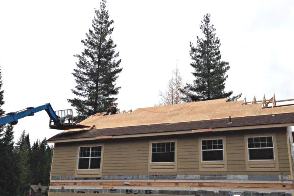 Custom Two-Story Modular Home Build Process Priest Lake, Idaho