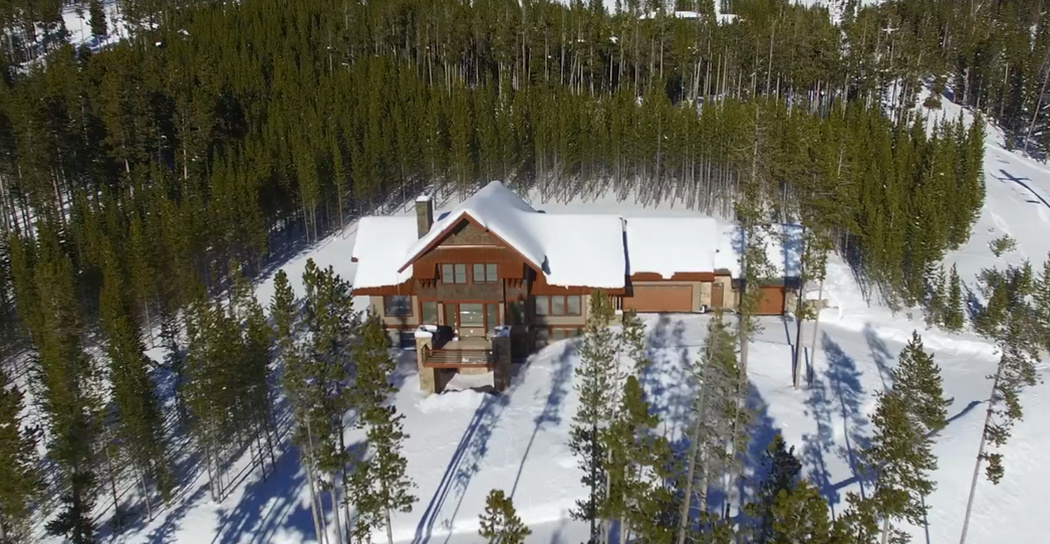 How Stratford Builds a Modular Mountain Home